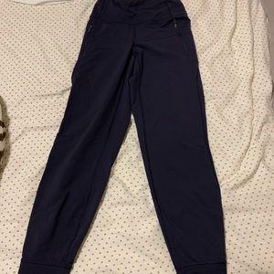 Lululemon navy joggers size 2